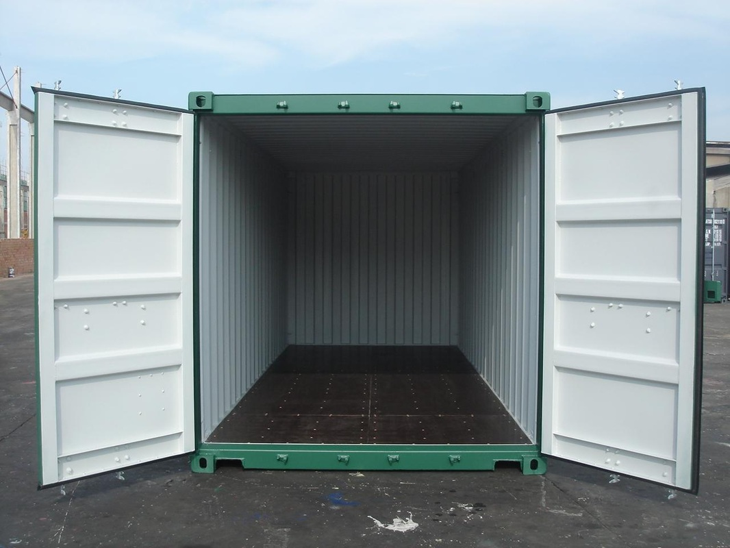 Steel Storage Container Sales The Container Man Ltd